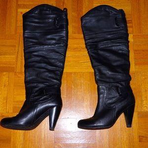 Rudsak Long Leather Heeled Boots
